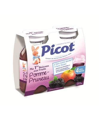 Picot Ma 1ère boisson aux fruits Pomme-Pruneau