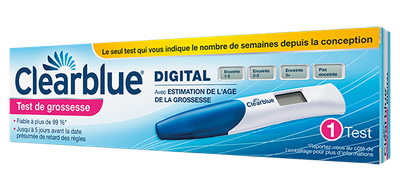 CLEARBLUE DIGIT TEST GROSSES 1