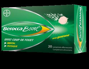 BEROCCA BOOST CPR EFF 20