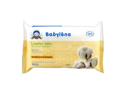 BABYLENA LINGET BB COTON BIO 60