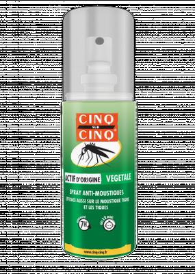 CINQ/CINQ NATURA A/MOUST SPR 100ML