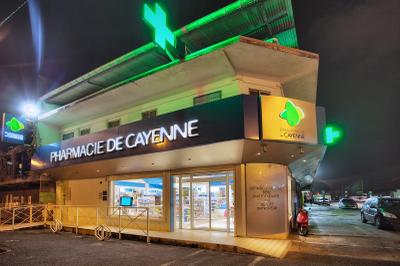 Pharmacie de Cayenne - Vue générale