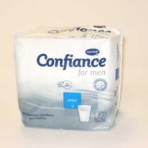 CONFIANCE For men 14 protections spécifiques pour hommes