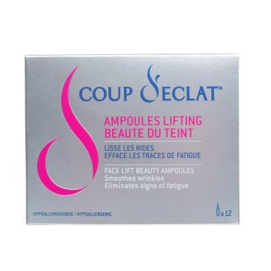 COUP-D-ECLAT AMPOULES LIFTING 3*1ML