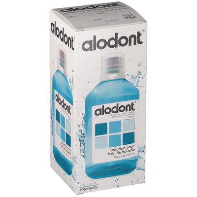 ALODONT Bain de bouche flacon 200ml