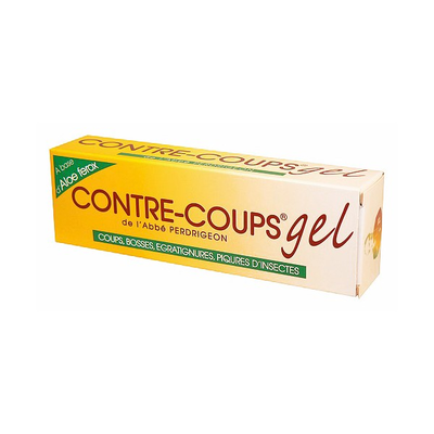 L'ABBE PERDRIGEON CONTRE-COUPS Gel T/60g