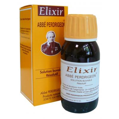 L'ABBE PERDRIGEON ELIXIR Solution buvable résolutif F/60ml