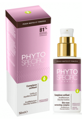 PHYTOSPECIFIC Complexe unifiant F/50ML