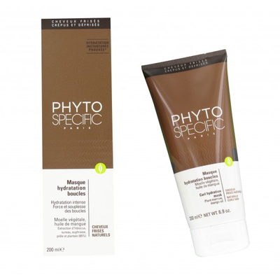 PHYTOSPECIFIC Masque hydratation boucles 200ml