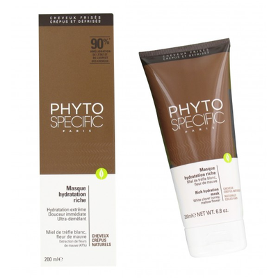 PHYTOSPECIFIC Masque hydratation riche 200ml