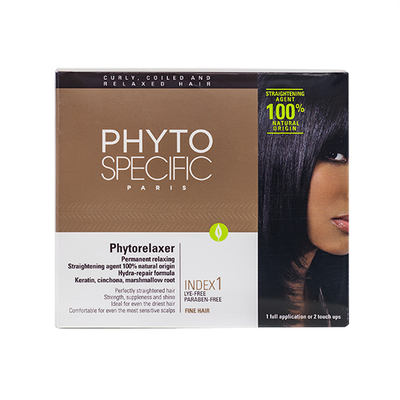 PHYTOSPECIFIC Phytorelaxer INDEX1 défrisage permanent