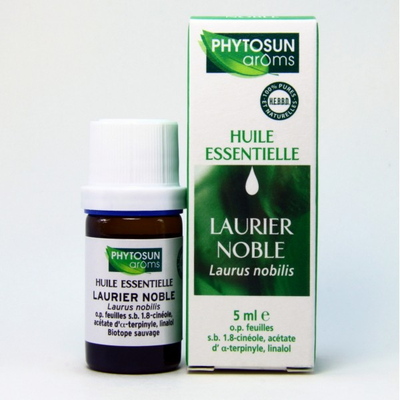 PHYTOSUN AROMS HUILE ESSENTIELLE LAURIER NOBLE F/5ML