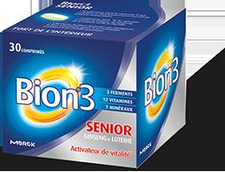 BION 3 Défense Senior boîte 30 comprimés