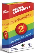 Préservatifs Sortez couverts boîte de 12