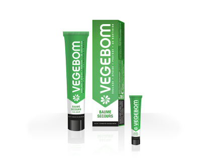 VEGEBOM BAUME TUBE 45GR