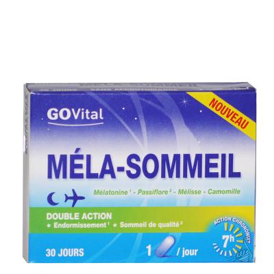 MELA-SOMMEIL boîte de 30 gélules