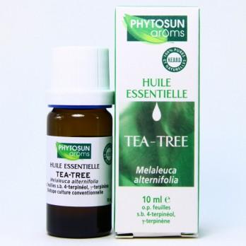 HUILE ESSENTIELLE ARBRE A THE (TEA TREE)