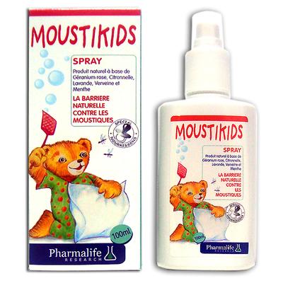 MOUSTIKIDS Spray anti moustiques naturel spécial nourissons