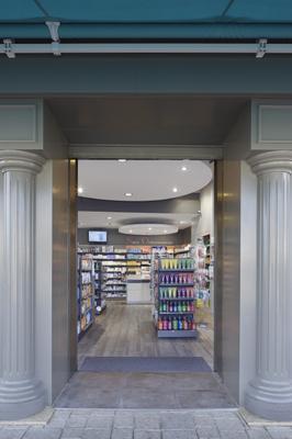 Pharmacie de la plage - Vue générale