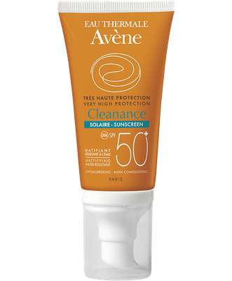 CLEANANCE SOLAIRE CREME IP50 50ML