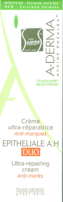 A-DERMA EPITHELIALE AH DUO CREME 100ML