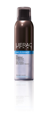 LIERAC HOMME RASAGE CONFORT GEL 150ML