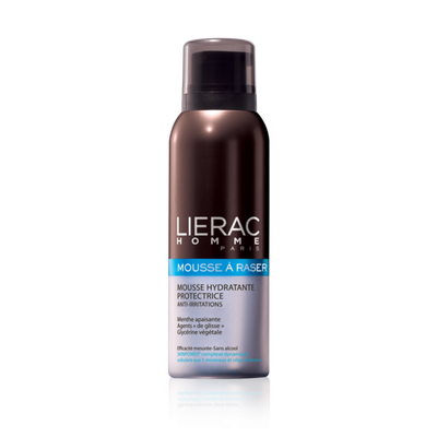 LIERAC HOMME RASAGE EXPRESS MOUSSE ANTI IRRITATION