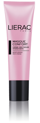 LIERAC MASQUE CONFORT CREME ONCTUEUSE HYDRATANT 50ML
