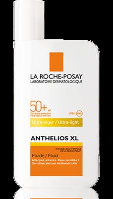 anthelios 50+fluid ultra léger fl 50ml