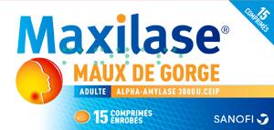 MAXILASE 3000 15 COMPRIMES