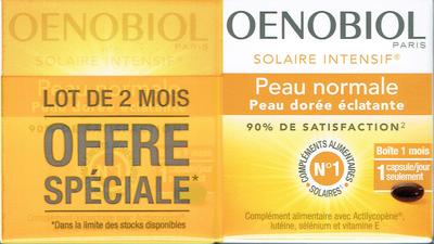 OENOBIOL SOLAIRE INTENSIF CAPS 30 X2
