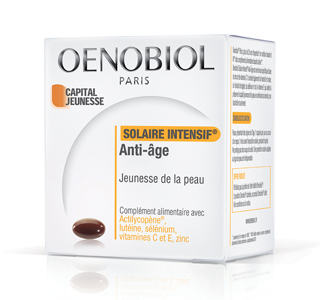 OENOBIOL SOLAIRE INTENS ANTI-AGE 30X2
