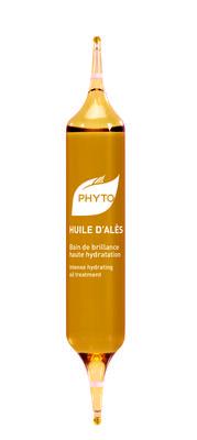 PHYTO HUILE D'ALES Bain de brillance haute hydratation