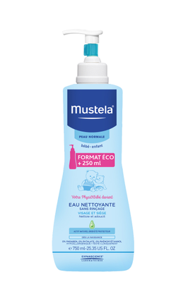MUSTELA PHYSIOBEBE 750ML