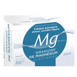GRANIONS MAGNESIUM AMP BUV 2ML 30