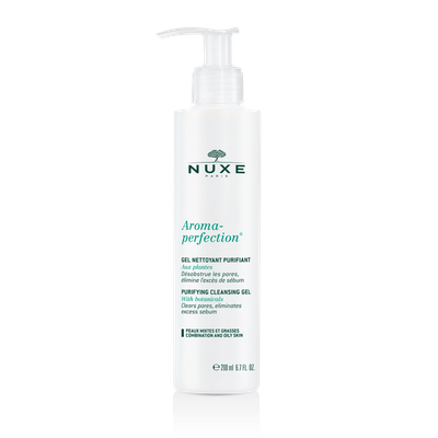 NUXE AROMA-PERFECTION GEL NETTOYANT 200ML