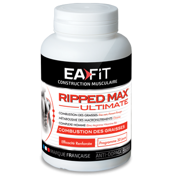 EA-FIT RIPPED MAX ULTIMATE 160 CAPS