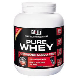 EA-FIT PUR WHEY VANILLE PDR750G