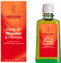 WELEDA HLE MASSAGE ARNICA 50ML