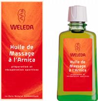 WELEDA HLE MASSAGE ARNICA 200ML