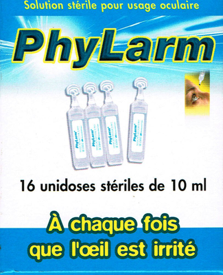 PHYLARM SOL OCULAIRE FL10ML 16