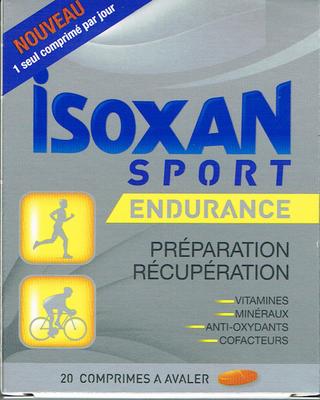 ISOXAN ENDURANCE CPR 20