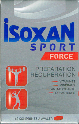 ISOXAN FORCE 42 CPR