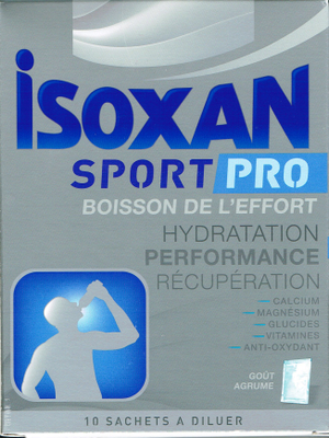 ISOXAN PRO PDR 10 SACHETS