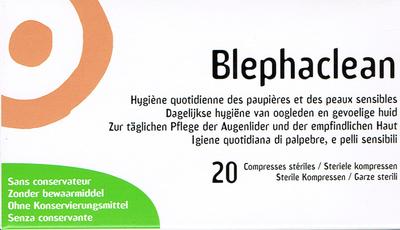 BLEPHACLEAN COMP ST BT20