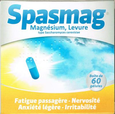 SPASMAG GELULE 60