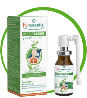 PURESSENTIEL RESP SPRAY GORGE 15ML