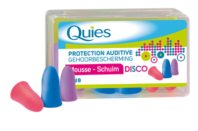 QUIES BOUCH MOUSSE DISCO BTE 3