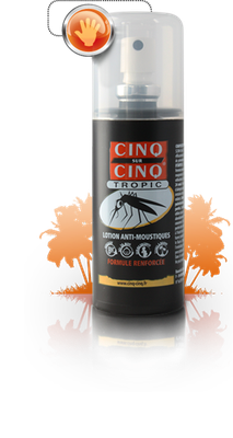 CINQ/CINQ LOTION TROPIC AEROSOL 75ML