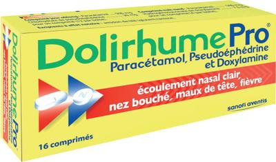 DOLIRHUMEPRO 16 CPR
